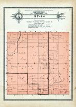 Township 27 Range 14, Fairview, Holt County 1915